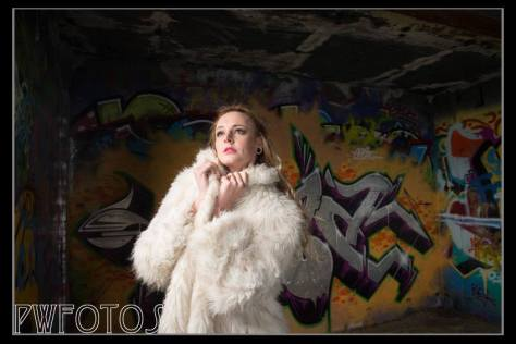 The lovely Megan from Saturdays shoot at Palmer Heads