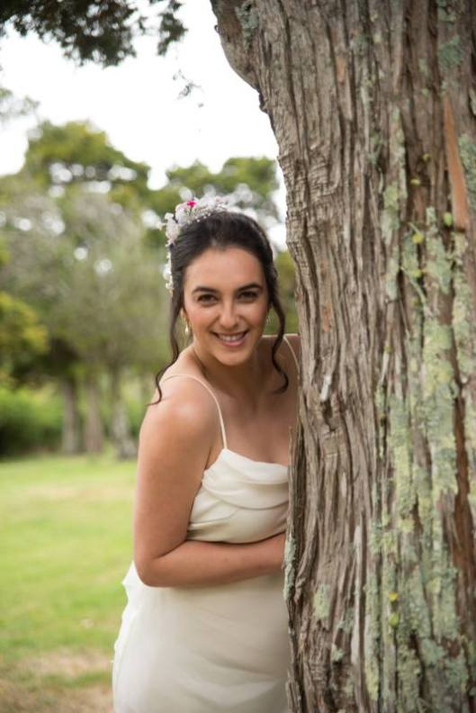Jade looking lovely in a bridal makeup shoot on Sunday afternoon