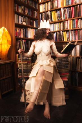 The paper queen