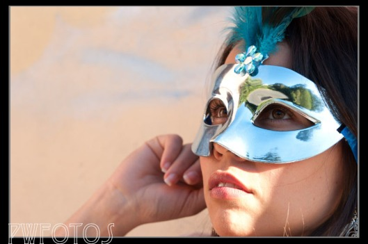This was the first shoot using a mask, and still one of my most favourite shots.