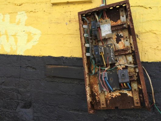 Seen better days - shot on an iPhone 5S