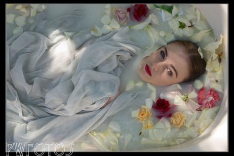 Model: Jess Boyack MUA: Outfit: