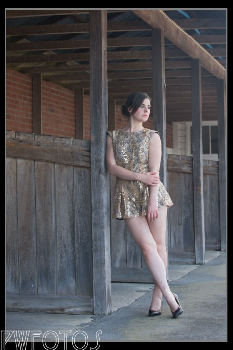 Model: MUA: Outfit: